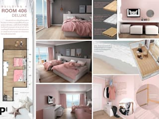 Room 406 Deluxe โดย P1 CONCEPT