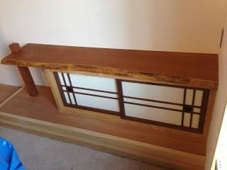 和室 和風デザインの 多目的室 の 木工房玄翁屋 和風