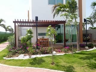 สวนหน้าบ้าน by ecoexteriores