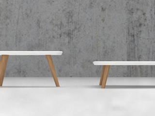 DJØST a side table 01 van J2Creators Scandinavisch