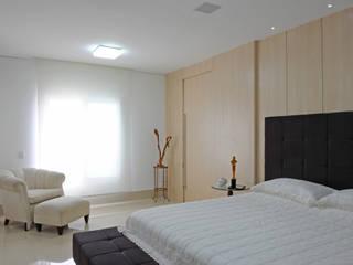 Residência Quartos modernos por Daniel Kalil Arquitetura Moderno