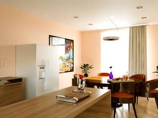Casa MA de A11 Estudio | Arquitectura | Visualizacion | Construccion | Interiorismo Rústico