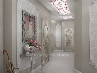 Corridor & hallway by Архитектурное Бюро 'Капитель', Eclectic