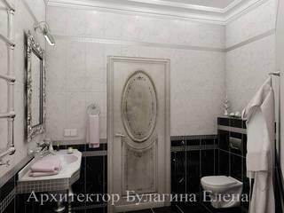 Bathroom by Архитектурное Бюро 'Капитель', Eclectic