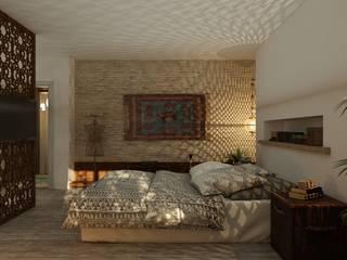 Bedroom by ICONIC DESIGN STUDIO