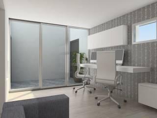 Imagen Interior:  de estilo  por Casa Meva Estudio
