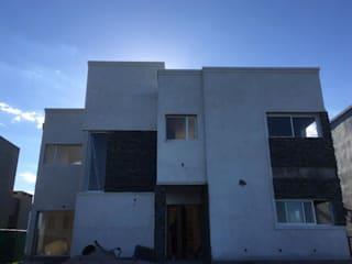 Casa en Alto Verde 2 - FE:  de estilo industrial por Abertuc,Industrial