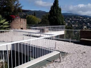 Rénovation terrasse et garde-corps Inoxkit