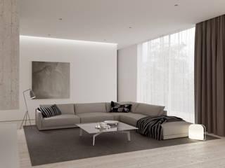 Silvia C. Studio Living room