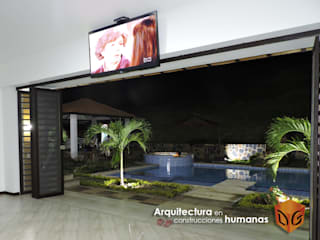 by DG ARQUITECTURA COLOMBIA Сучасний