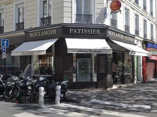 Boulanger Patissier SYDNEY: Espaços de restauração  por comSequência - Arquitectura & Design
