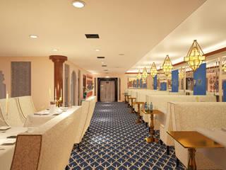 Sala da pranzo in stile  di Vivitsu Design