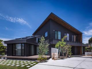 ツドイノイエ: Studio REI 一級建築士事務所が手掛けた家です。,