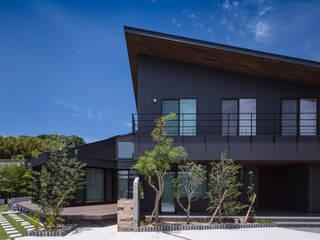 ツドイノイエ オリジナルな 家 の Studio REI 一級建築士事務所 オリジナル