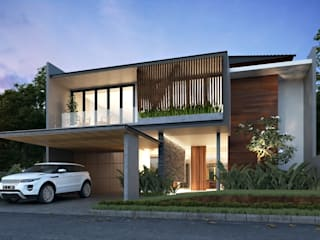 kbp pitaloka Oleh e.Re studio architects