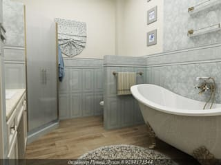Country style bathroom by Творческая мастерская Лузан Ирины Country