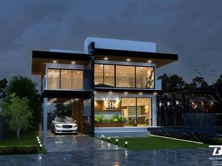 BK Archstudio Rumah tinggal