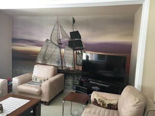 Duvargiydir.com – Denizde Huzur 3D Duvar Kağıdı:  tarz