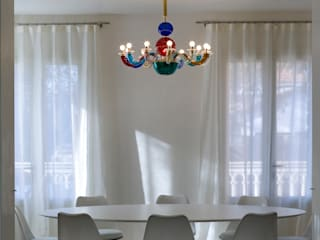 Столовые комнаты в . Автор – zanon architetti associati, Модерн