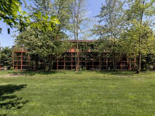 Загородные дома в . Автор – zanon architetti associati, Кантри