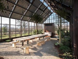 Зимние сады в . Автор – zanon architetti associati, Кантри