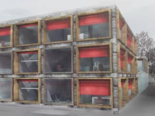 Kostenbewußtes Bauen mit System und Architektur Klassische Häuser von INGWOBAU GmbH Dr. Knecht Planer & Projektsteuerer & Projektentwickler Klassisch