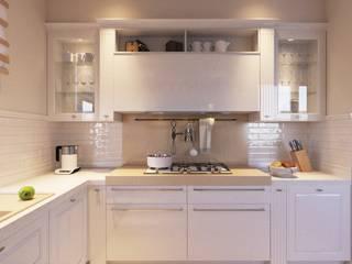 LUXEMBURG 廚房 White