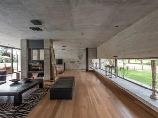 Soggiorno in stile  di Ciudad y Arquitectura, Minimalista