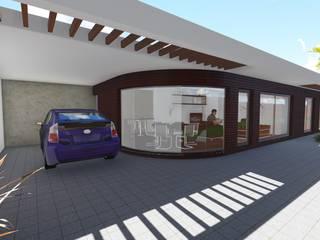 Casa en Barrio San José - Rafaela - Santa Fe - Argentina Casas minimalistas de Arquitecto Leandro Puy Minimalista
