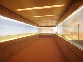 SET Arquitetura e Construções Moderne Arbeitszimmer
