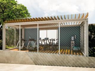 SET Arquitetura e Construções Reihenhaus