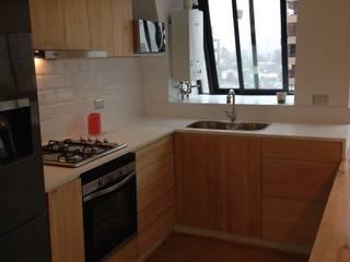 [ER+] Arquitectura y Construcción 廚房