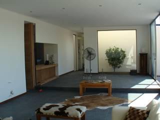 Minimalist Oturma Odası [ER+] Arquitectura y Construcción Minimalist