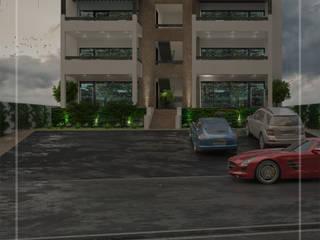 Casas modernas por Visualización 3D Moderno