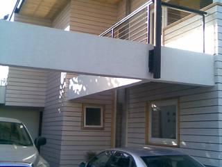 Casas de estilo  por [ER+] Arquitectura y Construcción