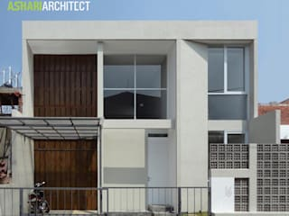 Salendro House Ashari Architect Rumah tinggal