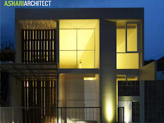 de Ashari Architect Moderno