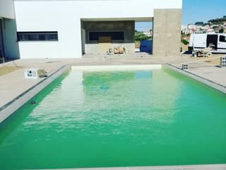 Casa JF: Casas de campo  por Sandra Ferreira, Arquitetura