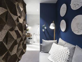 Bedroom by ÀS DUAS POR TRÊS, Modern