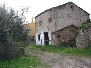 Reabilitação da casa da Ortiga:   por Jorge Feio, Arquitecto