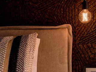 Suite Premium_O + Português Hotel do Mundo: Quartos  por ÀS DUAS POR TRÊS,Moderno