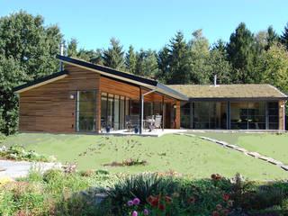 woonhuis Noord Limburg:  Buitenhuis door Ruimte voor Leven