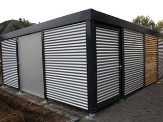 Carport-Schmiede GmbH & Co. KG - Hersteller für Metallcarports und Stahlcarports auf Maß Carport Iron/Steel Multicolored
