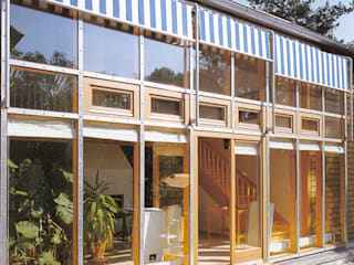 Haus Baldham Architekturbüro Michael Bidner Holzhaus Holz