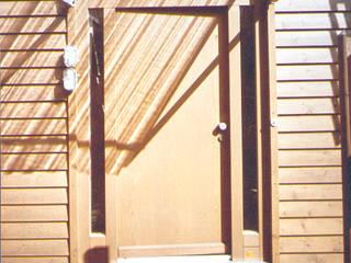 Haus Baldham:  Holzhaus von Architekturbüro Michael Bidner,Modern