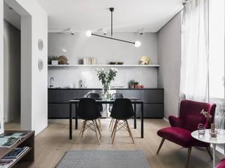 A I M Salones de estilo moderno