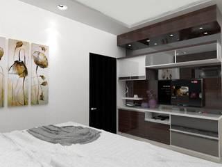 House at Batununggal Abadi:modern  oleh Asera.Atelier, Modern