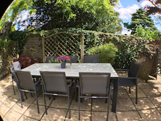 Garden tables & chairs:  Garden  by KD DESIGNS LTD