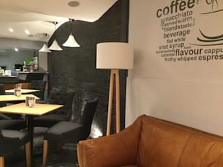 Coffee Bar:  Hotels by KD DESIGNS LTD