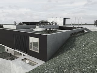Casa Boza:  de estilo  por CCShills